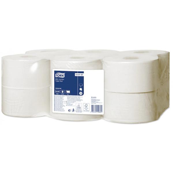 Туалетная бумага в мини рулонах Tork Universal 120161