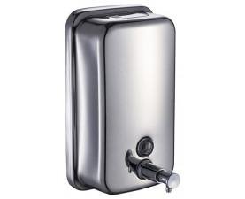 Дозатор жидкого мыла глянцевый ZG-1601