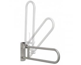 Поручень для инвалидов откидной со стопором MEDINOX BG0900CS