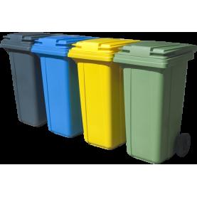Контейнеры для мусора, уличные баки
