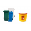 Контейнеры мусорные, баки уличные