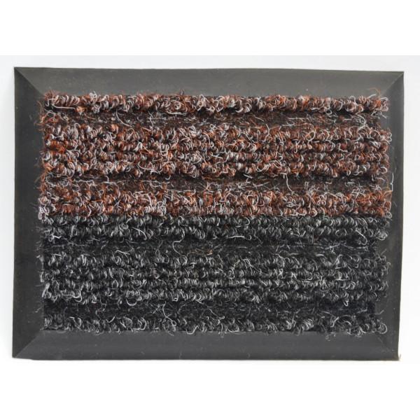 Грязезащитный коврик ЛАН 100х100 серый Цена за 1 м.кв.