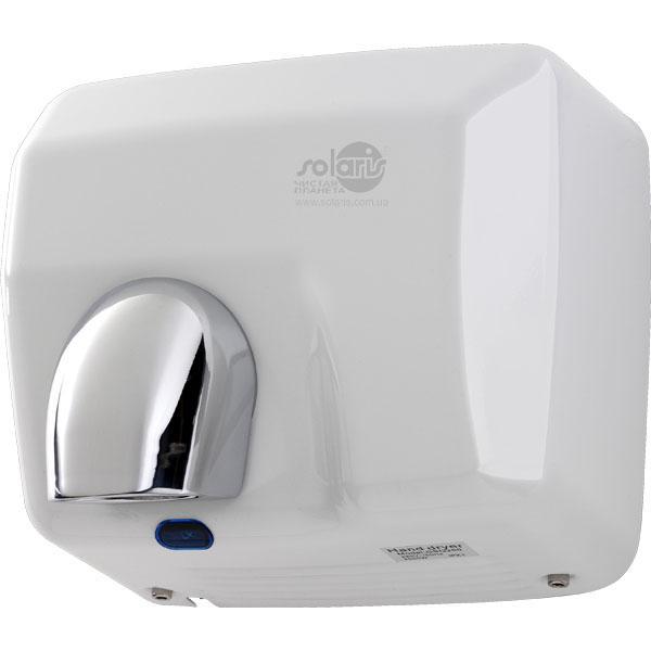 Электросушилка для рук белый металл CS-500-X
