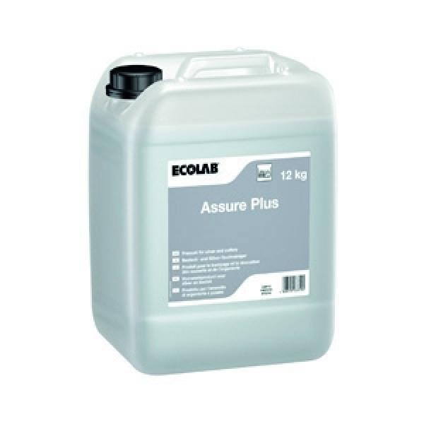 ASSUR PLUS (Ассур Плюс) - Для чистки столовых приборов и серебрянных изделий 12л Ecolab