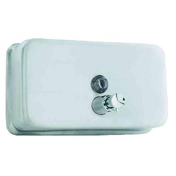 Дозатор для жидкого мыла горизонтальный глянцевый 03002.B