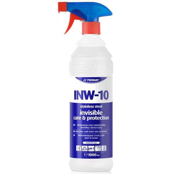 Готовый препарат для ухода за нержавеющей сталью 1л. INW-10