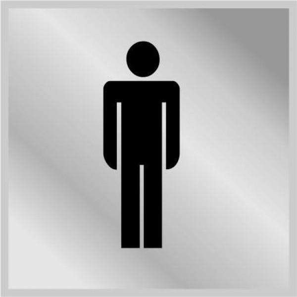 Табличка Туалет мужской 3002