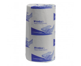 Бумажные протирочные салфетки WYPALL L10 7104