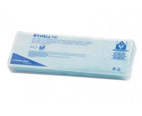 Протирочный нетканный материал WYPALL X80 в пачке синие 7565