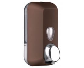 Дозатор мыла-пены коричневый 0,5 л 716MA