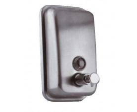 Диспенсер для мыла нержавеющая сталь матовая 0.5 л. АLL1006