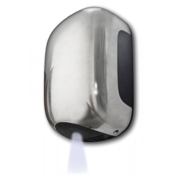 Сушилка для рук сатиновый пластик VAMA SMART JET MINI 900 ABS SATIN