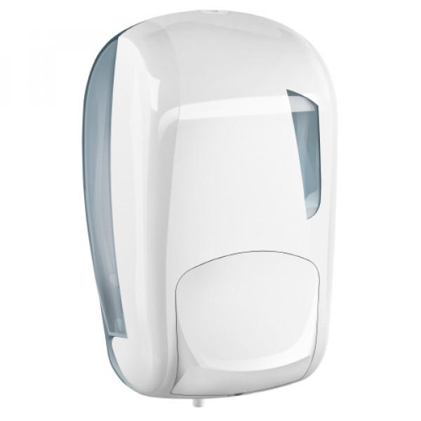 Дозатор жидкого мыла 0,6 л LINEA SKIN A91101