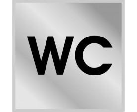 Табличка WC 3001