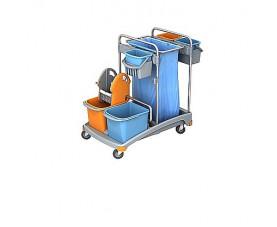 Тележка для уборки TSS-0007