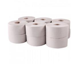 Туалетная бумага макулатурная серая В-101