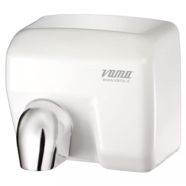 Сушилка для рук белый металл VAMA ARIEL BF 2400 Вт