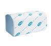 Полотенца бумажные синие V-складка Р-128 фото - 1