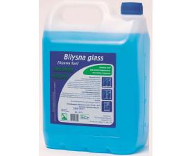 Средство для мытья зеркальных и стеклянных поверхностей Bilysna glass 5л.
