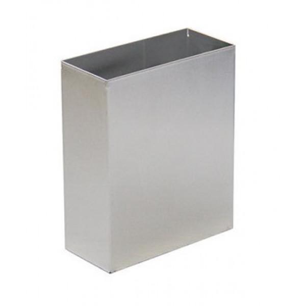 Корзина нержавеющая сталь матовая 6л M-106S