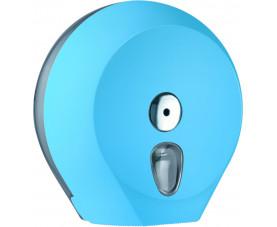 Держатель бумаги туалетной Джамбо голубой 756AZ