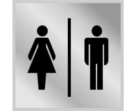 Табличка Туалет  3004