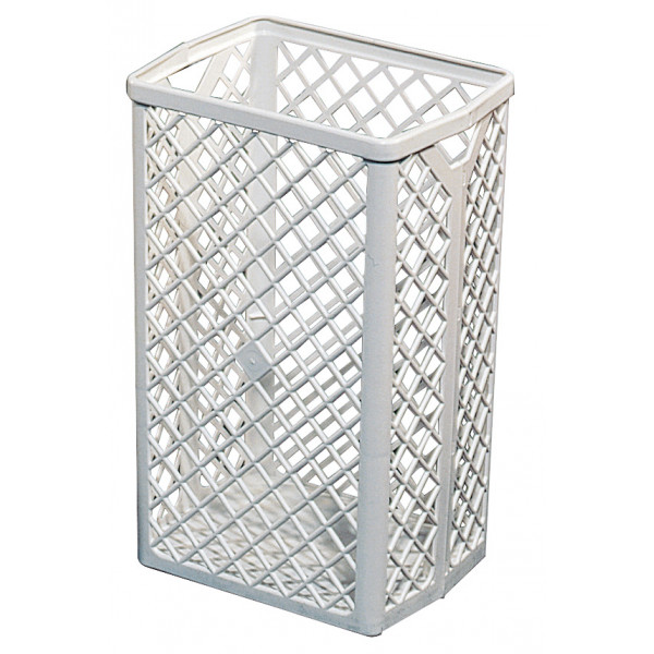 Корзина-сетка пластмассовая 35л 510