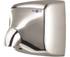 Сушилка для рук Windflow Nofer нержавейка глянцевая 01151.B