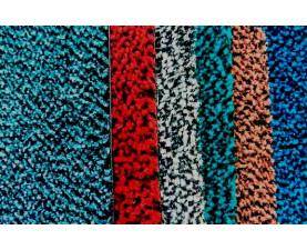Грязезащитный коврик Париж 60х90 коричневый