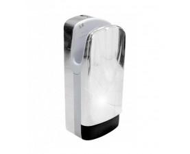 Сушилка для рук белый пластик VAMA TORNADO PROTECH SILVER SPECIAL