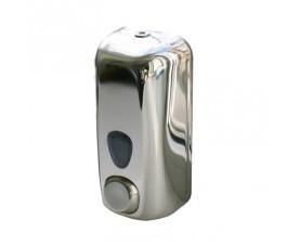 Дозатор жидкого мыла нержавейка 550мл 714 INOX