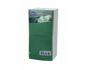 Салфетки бумажные зеленые Tork Advanced 18344