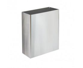 Корзина металева 25л глянсова M-125C