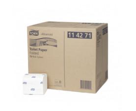 Туалетная бумага листовая Tork Advanced мягкая 114271