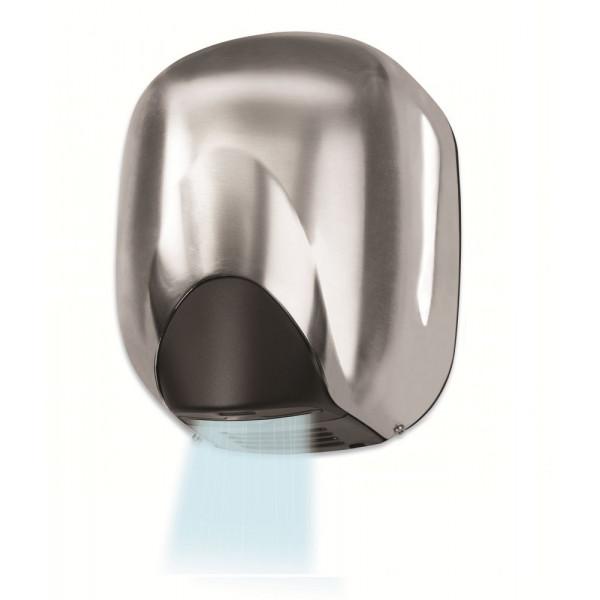 Сушилка для рук металлическая сатиновая VAMA ECOFLOW 1100 SF