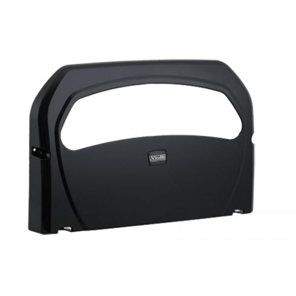 Диспенсер гигиенических накладок на унитаз чёрный пластик K7B