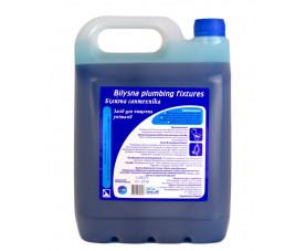 Cредство для очистки сантехнического оборудования Bilysna plumbing textures 5л.