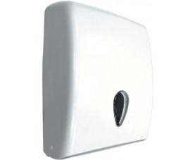 Диспенсер для листовых полотенец ZZ сложения 04020
