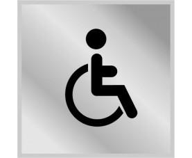 Табличка Туалет для инвалидов 3005