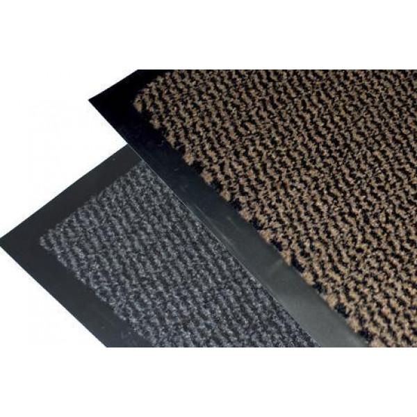 Грязезащитный коврик Лейла 90х150 серый