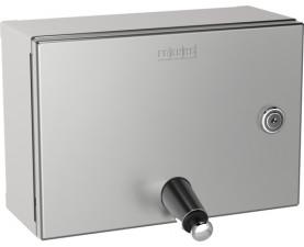 Дозатор жидкого мыла 1л. матовый RODX619