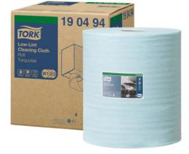 Нетканый протирочный материал Tork Premium для чувствительной очистки 190494
