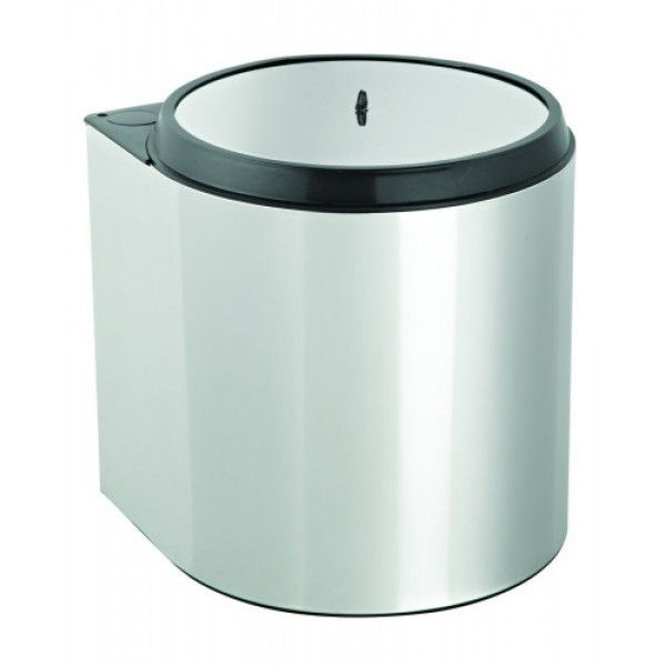 Корзина для мусора навесная под столешницу ECO 11л 436B
