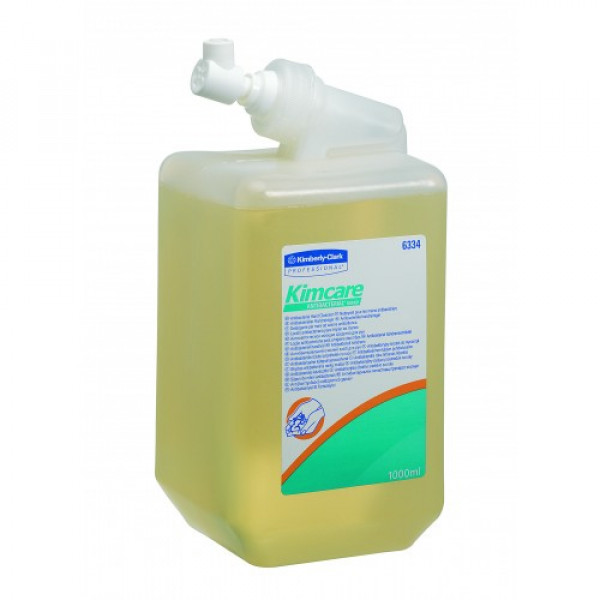 Антибактериальное, дезинфицирующие жидкое мыло 6334