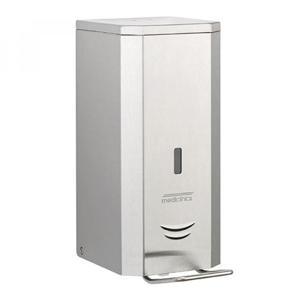 Дозатор для дезинфицирующего средства матовый 1,5 л локтевой DJSP036CS