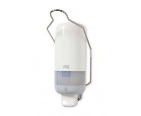 Диспенсер Макси для жидкого мыла с локтевым приводом Tork белый 560100