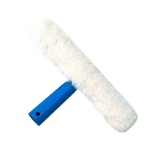 Держатель и шубка для мытья стекол 35см FRA-23322