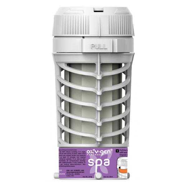Картридж парфюмированный Oxy-Gen Powered Spa 30 мл.