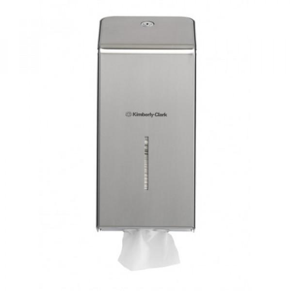 Диспенсер для туалетной бумаги в пачках 8972