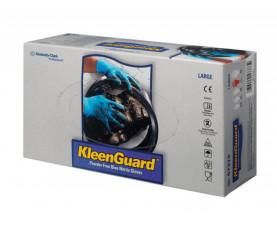Перчатки нитриловые KLEENGUARD G10 стандартной плотности